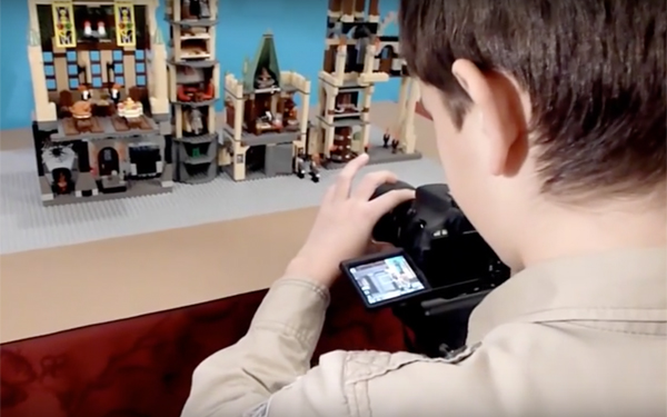 How to make it: Tutorial Stop Motion 'Harry Potter Lego'